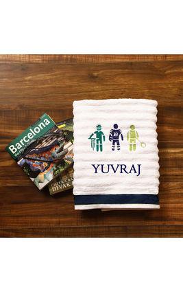 Sportstar Bath Towel