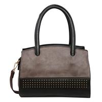 Bagkok Grey Pu Handbag