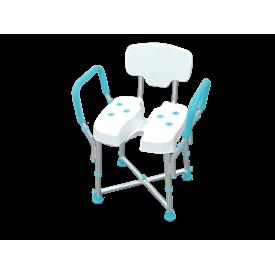 Shower Chair - Ibiza Premium(Armrest and backrest) - M402
