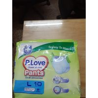Pull up Diaper - P. Love - Large