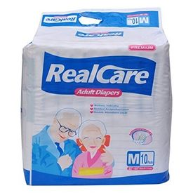 Realcare Adult diapers Regular (Medium)