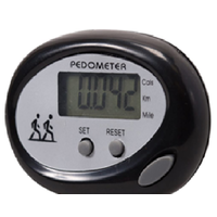 Step Counters - Pedometers