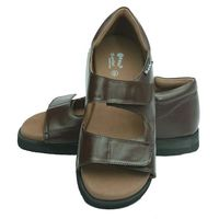 Diabetic footwear - Mens - Warrior - Brown, 7