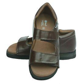 Diabetic footwear - Mens - Warrior - Brown, 7