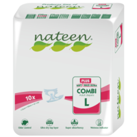 Disposable Adult Diaper - Nateen Plus - Large