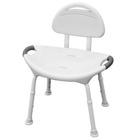 Shower Chair - Comforta (Backrest and anti-slip handle) M405