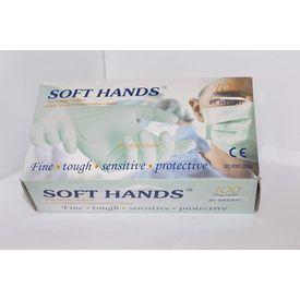 Examination Gloves - Medium (Soft Hands Medi pride)