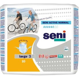 Adult pants type diaper - Large (seni Active Normal)