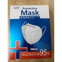 Face mask -KN95-White ( 5 Pcs)