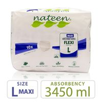 Pull up Diaper - Nateen Pants Maxi Large 10s
