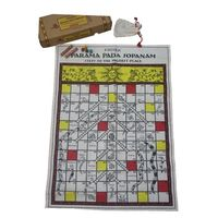 Paramapadam (also called Snakes and Ladders, Moksha Padam, Gyan Chaupar)