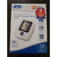BP Monitor Upper Arm - A&D (UA 651)