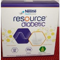 Resource - Diabetes Powder(vanila) -200g
