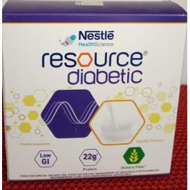 Resource - Diabetes Powder(vanila) -200g