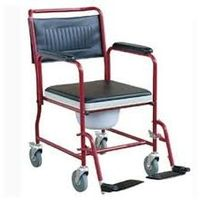 Wheelchair with Commode (692)