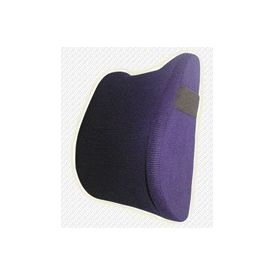 Compact lower back and lumbar support