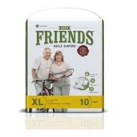 Disposable Adult Diaper-Friends AD 10 s Easy - XL