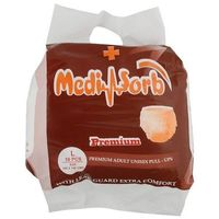 Medisorb Adult pull on diapers (Large)