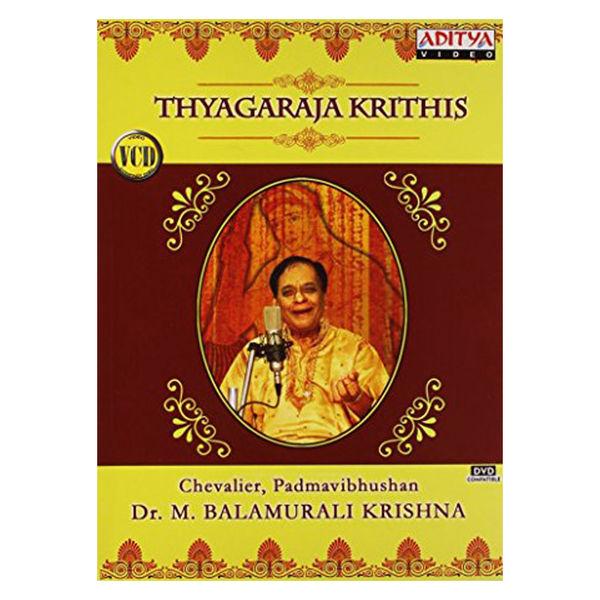 Thyagaraja Krithis~ VCD