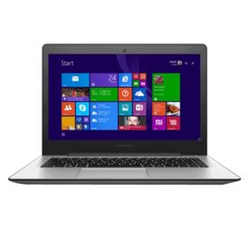 Lenovo U41-70 Notebook (80JV00CDIN) (5th Gen- Ci7/ 4GB RAM/ 1TB+ 8GB SSD/ Win 8.1/ 2GB Graphics),  silver