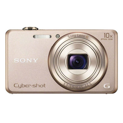 Sony Cybershot DSC-WX200,  gold