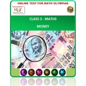 Class 3 Maths - Money - Printable PDF Worksheets (10 Nos)