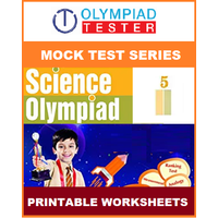 Class 5 Science Olympiads - 20 Mock+ 15 Reasoning tests (Printable)