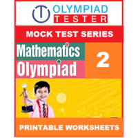 Class 2 Maths Olympiad - 35 Mock tests - Printable Worksheets