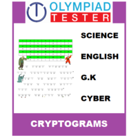 Class 4 Daily Cryptogram - 200 Puzzles