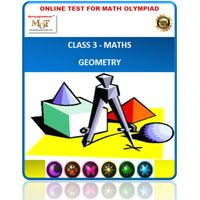 Class 3 Maths - Geometry - Printable PDF Worksheets (12 Nos)