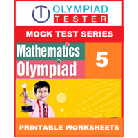 Class 5 Math Olympiads - 20 Mock tests - Printable Worksheets