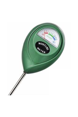 Sukot Soil Moisture Sensor Meter - Soil Water Monitor, Hydrometer for Gardening, Farming, No Batteries Required All-in-One Analog Moisture Measurer (10 mm)