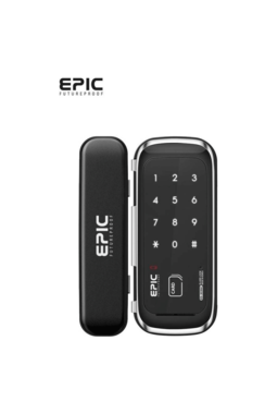 Epic EPIC ES-303 G Glass Digital door Lock Smart Door Lock