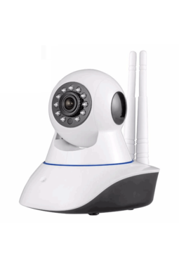 IBS IP CAMERA Double antenna wireless WIFI Megapixel 720p HD indoor Digital Security CCTV IP Cam Smart Monitoring System