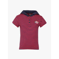 612 League Polo T-Shirt,  magenta, 18-24 m