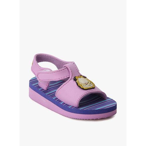 Garfield Purple Sandals, 18