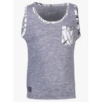 Gini & Jony Capsleeve T-shirt,  grey, 13-14 y