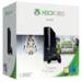 Microsoft Xbox 360E 500 GB with Fable Anniversary and Plants vs Zombies: Garden Warfare (Black)