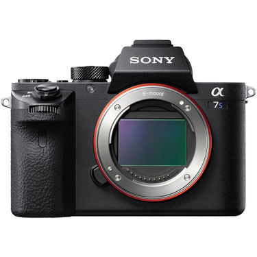 Sony Alpha 7S II (Body) Mirrorless Camera