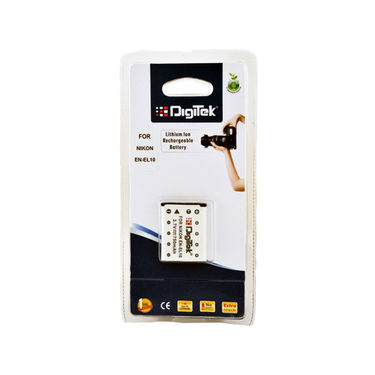 Digitek Battery for Nikon EN-EL 10