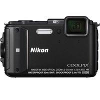 Nikon Coolpix AW130, black