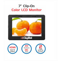 Digitek LCD Monitor 7 Inches