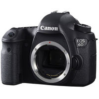 Canon EOS 6D (DSLR Body)