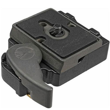 Manfrotto 323 - Quick Change Rect. Plate Adapter