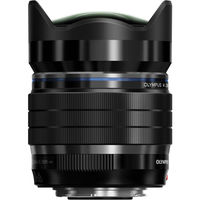 Olympus M. Zuiko Digital ED 8mm f/1.8 Fisheye PRO Lens