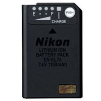 Nikon Rechargeable LI-ION Battery EN-EL7E