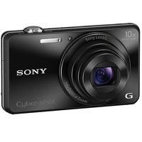 Sony Cybershot DSC-WX220, black