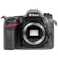 Nikon D7200 (DSLR Body)