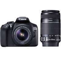 Canon EOS 1300D (18-55mm IS II & 55-250mm IS II) DSLR Kit