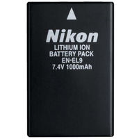 Nikon Rechargeable LI-ION Battery EN-EL9